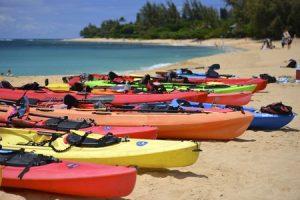 kayak canoas